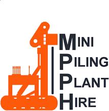 Mini Piling Plant Hire